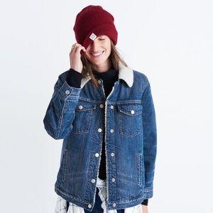 Levi's Shurpa Trucker Jean Jacket Size L
